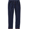 Patagonia M's Synchilla Snap-T Pant Navy Blue w/Raspen Red